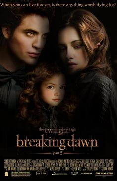 Finally, Bella's turn to save them all.