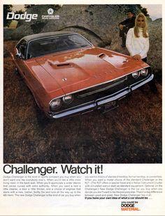Dodge Challenger - 1970