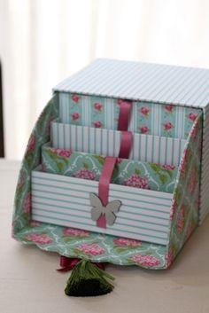 Stationery box : ~allure~