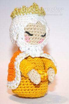Doll Patterns Free, Free Pattern, Crochet Patterns, Amigurumi Doll Pattern, Amigurumi Tutorial, Christmas Nativity, 1st Christmas, Free Crochet, Crochet Hats