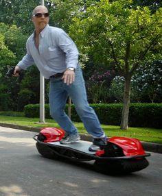 Tecnologia Nano: Scarpar - Skate elétrico