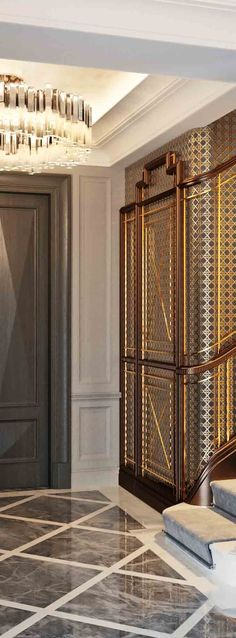 Elevator, Villa la Vague - Morpheus London