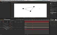 BerkShop Tutorial: Elastic lines in After Effects. This is a quick tutorial on how to connect two points with a line that will lengthen or s...