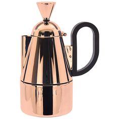 Buy Tom Dixon Brew Stove Top Coffee Maker Online at johnlewis.com