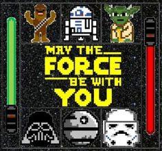 Star Wars Crochet-A-Long                                                                                                                                                                                 More