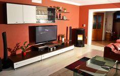 ecoFlame - obývací stěny a peletová kamna Flat Screen, Blood Plasma, Flatscreen, Dish Display