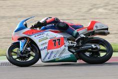Lorenzo Petrarca #77 - CIV ROUND 56 - Imola 2014