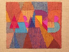 More than 50 beautiful small-scale modern tapestries have gone on display at Stirling Castle. The exhibition, called Warp/Weft: Near/Far will illustrate the wide range of approaches to the medium as practiced by tapestry artists in the UK and across Europe, to give a flavour of the contemporary context of woven tapestry.