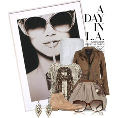 """""""AllSaints"""" by stylejournals on Polyvore"""