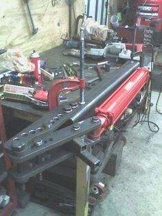 Project: JD2-Based Tubing Bender