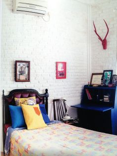 Elle Decoration Indonesia August 2013 Jakarta Vintage