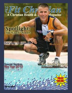"""Features: Everyday Indulgences; No Daily Bread: An Interview with Grace Fox; Medicare Q & A; Spotlight: Tim """"Coach"""" Powers. Special Section: New Year 2010 Columns/Sections: Kids4Christ; Food & Nutrition; """"Miss Communication""""; Mix It Up with Jenny; Gardening with Charlie; God's Healing Herbs; Nancy's New Beginnings; Exercise the Right Way; Spiritual Fitness. Articles: TLC for Valentine's Day Packages; Help Kids Eat Healthy; Book Review: The Painted Hills, and more..."""