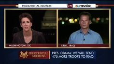 Richard Engel Strongly Disagrees With Obama's ISIS Strategy Foreign Policy, New Woman, Troops, Washington Dc, Obama, Presidents, America, World