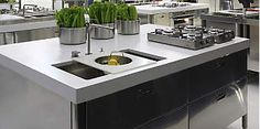 Corian website - gives retailers