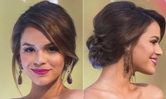 Wedding Hairstyles Updo Volume Ideas For 2019 Elegant Hairstyles, Bride Hairstyles, Pretty Hairstyles, Amazing Hairstyles, Bridal Hair Updo, Wedding Hair And Makeup, Wedding Updo, Mother Of The Bride Hair, Front Hair Styles