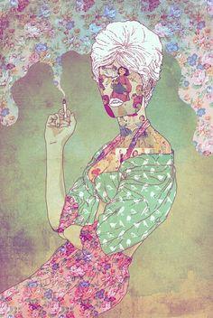 Sigara biraz zevk verir ama zamanla başa dert olur, sağlığı, güzelliği alır götürür.