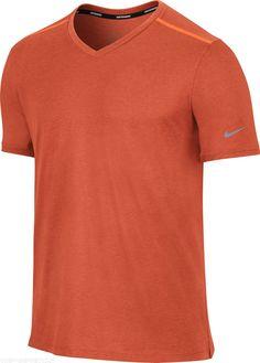 Pánské běžecké triko s krátkým rukávem Tailwind SS V – Nike – 589674-843