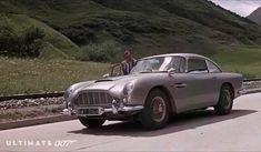 ULTIMATE 007 - Goldfinger (1964) Daniel Craig 007, 007 Spectre, James Bond Cars, Fast Cars, Your Favorite