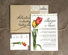 DIY Fabric Invitations Tutorial   The Postman's Knock :: There's so much to love about fabric invitations: they're novel, interactive, and incredibly cost-effective if you DIY them!