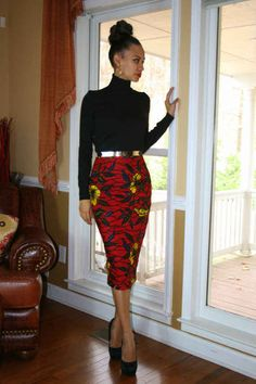 27 African Fashion Designers Who Are Killin The Game Mélange Mode African Print Pencil Skirt, African Print Dresses, African Dresses For Women, African Attire, African Wear, African Fashion Dresses, African Women, African Prints, African Style