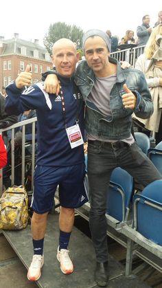 Amsterdam 2015 - football Homeless world cup