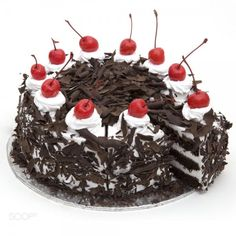 Pic: Black Forest Cake