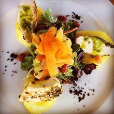 Chicken Salad - Hotel Alcadima in Lanjaron
