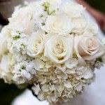 Bridal bouquet similar to what i want just i want a few white roses with pink tinges