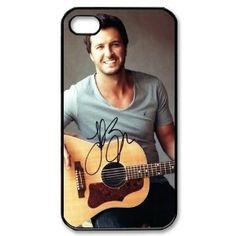 Amazon.com: The Super Star Luke Bryan Design Hard Case Cover for iPhone 4/4S Show On dU35457: Electronics