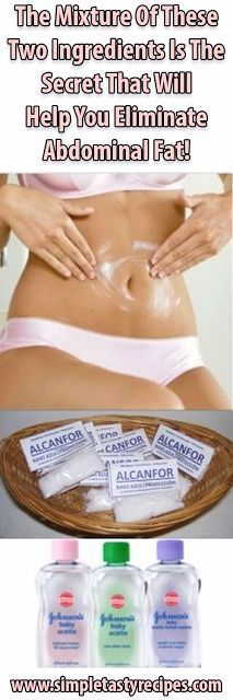 The Mixture Of These Two Ingredients Is The Secret That Will Help You Eliminate Abdominal Fat! : The Mixture Of These Two Ingredients Is The Secret That Will Help You Eliminate Abdominal Fat! Health Remedies, Home Remedies, Natural Remedies, Hip Problems, Abdominal Fat, Reduce Belly Fat, Fat Belly, Body Wraps, Loose Weight