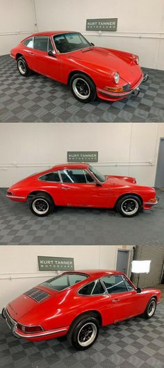 1967 Porsche 912 [for easy restoration] Porsche 912, Interior Trim, Rear Seat, Black Trim, Restoration, Easy, Cutaway