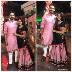 My most favourite beautiful couple.....❤️❤️❤️ @richa_dave @sagargandhi89