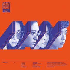 f(x) - 4 WALLS (Vol. 4) CD+Photo Booklet+Photocard k-pop Korean