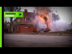 Illegal Muslim prayer hall blown up in Russia after police find explosiv...