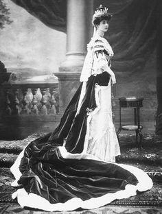 The Duchess of Marlborough (1877-1964) née Miss Consuelo Vanderbilt