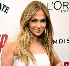 Jennifer Lopez always nails the hair and makeup!