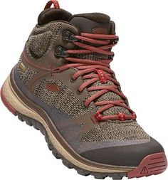KEEN Terradora Waterproof Mid Hiking Boots - Women s  8f70340fddfe