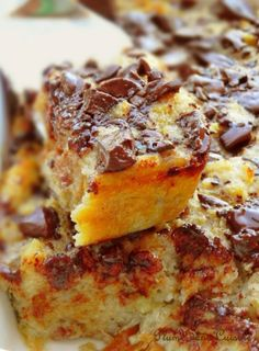 Entremets Archives - Page 3 of 3 - Une Plume dans la Cuisine Pudding Recipes, Snack Recipes, Dessert Recipes, Cooking Recipes, Snacks, Desserts With Biscuits, Buttery Shortbread Cookies, Bread And Butter Pudding, Creole Recipes