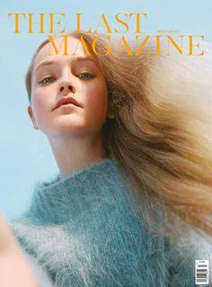 The Last Magazine F/W16 Covers (The Last Magazine)