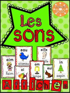 How To Learn French Classroom French Flashcards, French Worksheets, Word Work Activities, Teaching Activities, Teaching Tools, French Lessons, Spanish Lessons, Link And Learn, Learn To Speak French