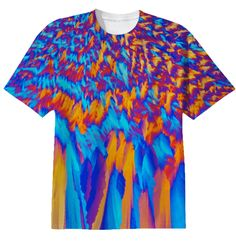 Ice Phoenix Crystal T-Shirt for when you just need a break from the plain white tee.