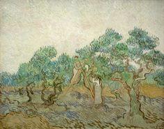 Vincent van Gogh, L'Uliveto, 1889