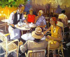 André Deymonaz, 1946 ~ Impressionist painter | Tutt'Art@ | Pittura * Scultura * Poesia * Musica |