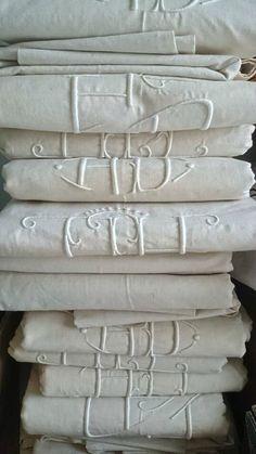 ♕ gorgeous French linens                                                                                                                                                                                 Plus