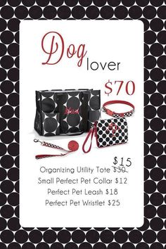 Who loves their dog? Free shipping and tax on any bundle through September 30th