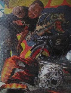 PADDOCK BIKERS – Spesialis Modifikasi Japstyle Dan Chopper Daerah Bogor Raya . Sebut saja pentolan yang memiliki bengkel modifikasi custo...