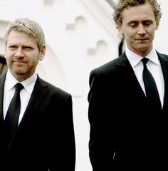 I love Tom as Magnus. I just love his naturally blonde, curly hair; he's so adorable. #wallander #tomhiddleston #magnus