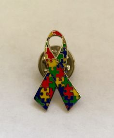 acd8e4d9c8a 15 Best Awareness Ribbon Pins and Support Our Cause Pins images ...