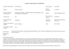 Santa Filomena Atual: Dados oficiais da Pesquisa que mostra Gildevan Mel...