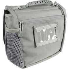 This over-the-shoulder bag puts a tactical spin on the popular messenger bag design. With a waterproof interior and non-slip bottom, the contents will stay protected and in place even when you're on the go.